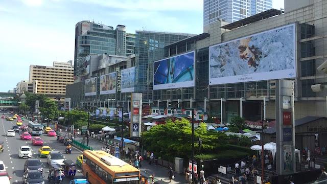 Nhiều nhà đầu tư Thái Lan chọn điểm đến thị trường Việt Nam.. Ảnh: insideretailthailand
