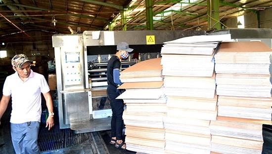 Manufacturing in Hong Dao – Chu Lai JSC.