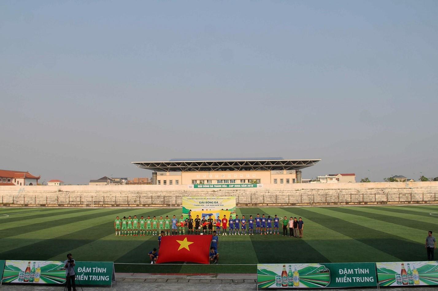 Giải Bóng đá Thanh Hóa – Cúp Huda là giải bóng đá thường niên được người hâm mộ môn thể thao vua xứ Thanh yêu thích và chờ đón