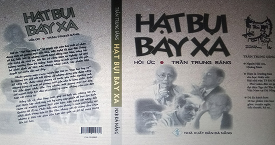 Bìa sách Hạt bụi bay xa.