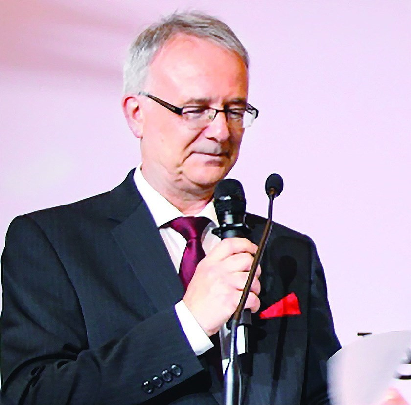 Mr. Andreas Siegel. Photo: sggpnews