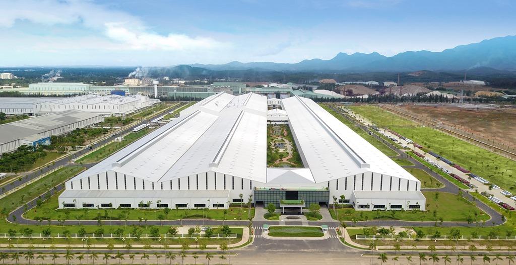 Nhà máy Thaco Mazda – Nhà máy sản xuất xe du lịch Mazda hiện đại nhất Đông Nam Á.