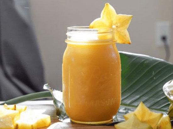 Tiêu thụ một quả khế mỗi buổi sáng sẽ có một sức khỏe tốt, tránh nhiều nguy cơ bệnh tật. (Ảnh: Boldsky)
