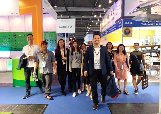 Tham dự hội chợ kết hợp du lịch miễn phí Hồng Kông cùng Vietda Travel