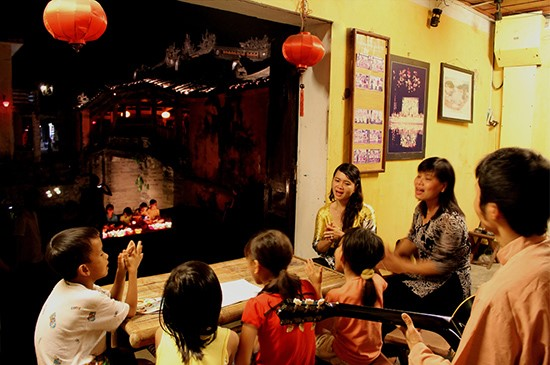 Bai choi will be taught in Quang Nam schools.