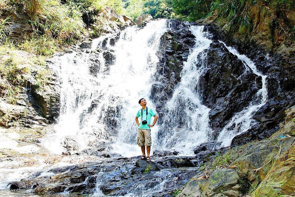 Với hệ thống thác nước đẹp, hoang sơ, Tây Giang kỳ vọng sẽ là điểm đến lý tưởng cho khách trong tương lai. Ảnh: BR.Q