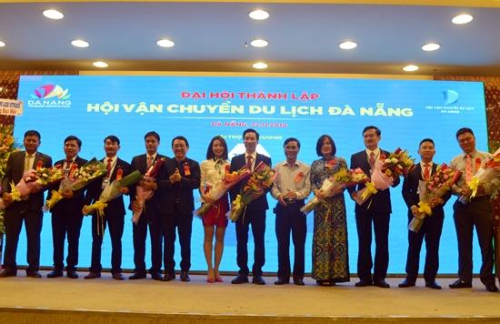 Ban Chấp hành  Hội Vận chuyển du lịch Đà Nẵng nhiệm kỳ 2018 - 2022 do ông Lê Vinh Quang làm chủ tịch