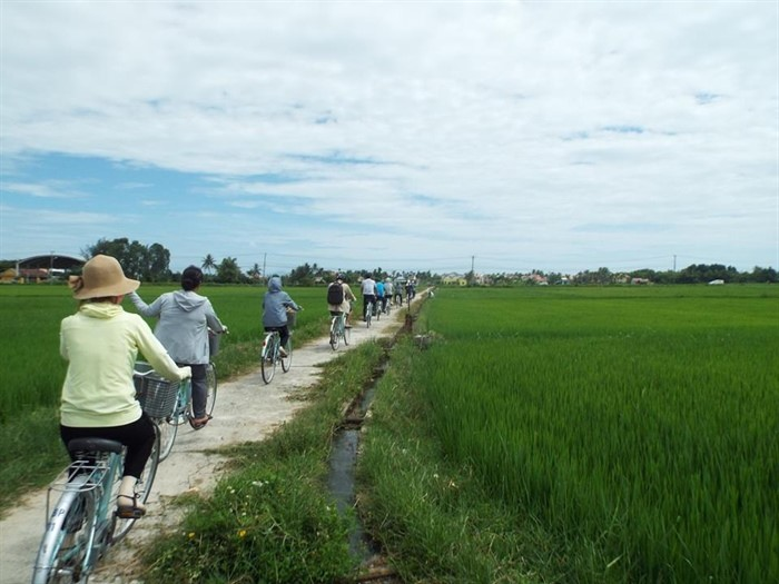 Ecotourism in Cam Thanh
