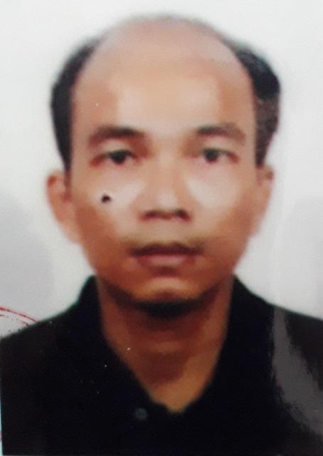 Đối tượng Nguyễn Hữu Thanh. Ảnh: Công an Quảng Nam cung cấp