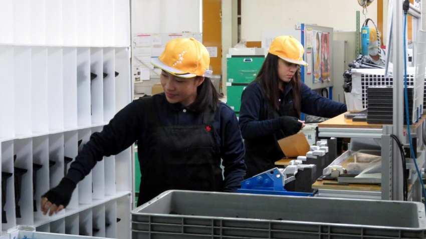 Lao động nước ngoài tại Nhật Bản. Ảnh: Reuters