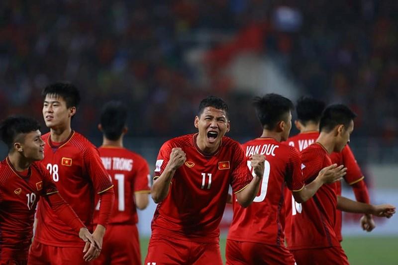 Anh Đức ghi bàn thắng