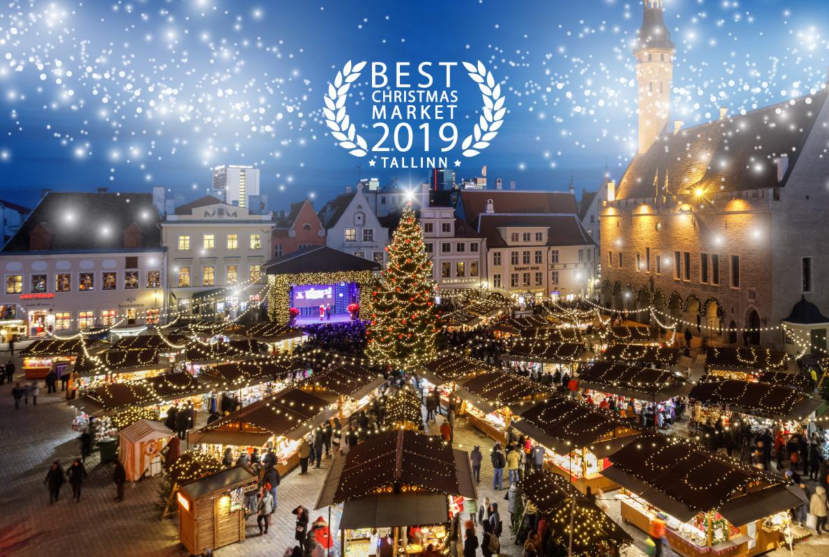 Chợ Giáng sinh không thể thiếu tại châu Âu vào dịp này. Ảnh: europeanbestdestinations
