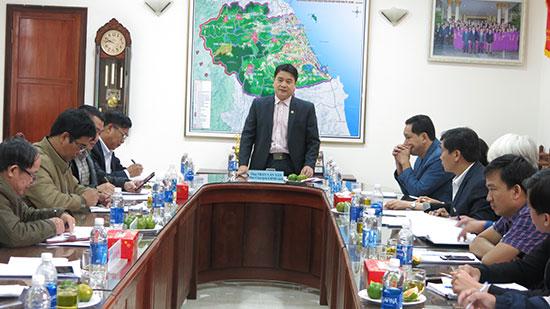 Hiệp hội Doanh nghiệp Quảng Nam sẽ phát huy vai trò kết nối, hỗ trợ doanh nghiệp hội viên. Ảnh: T.D