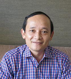 Ông Phạm Quốc Hùng.