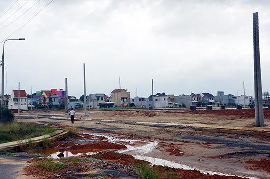 Phần lớn các đô thị đăng ký kế hoạch sử dụng đất nhiều nhưng thực hiện đạt tỷ lệ rất thấp.