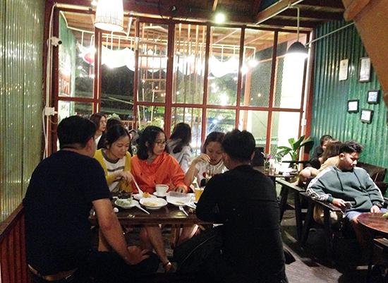 Cafe Bánh Byla.