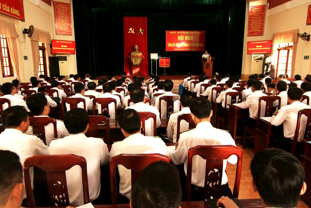 Đông đảo đại biểu tham gia hội nghị. Ảnh: T.C