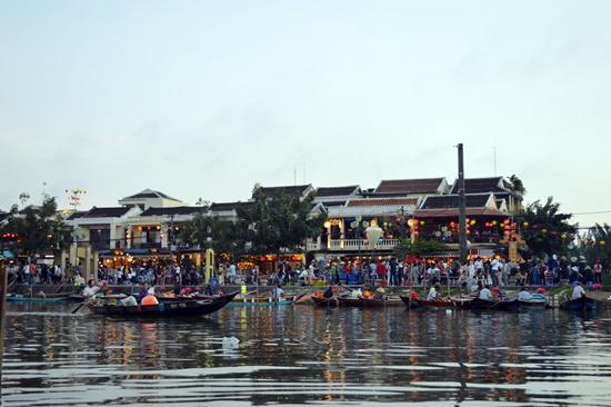 Du lịch đóng vai trò lớn tác động sự tăng trưởng kin tế của tỉnh Quảng Nam