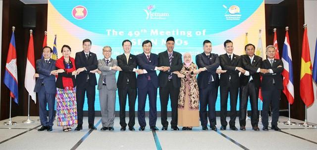 ASEAN representatives at Travex 2019