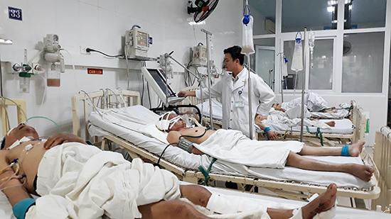 Ngành y tế sẵn sàng các biện pháp chăm sóc sức khỏe nhân dân trong dịp tết sắp đến. Ảnh: C.N