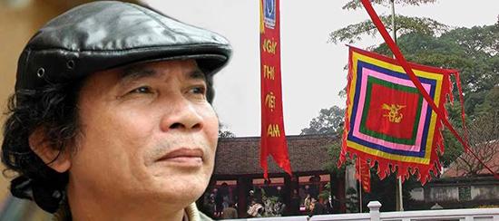 Cố thi sĩ Nguyễn Trọng Tạo.