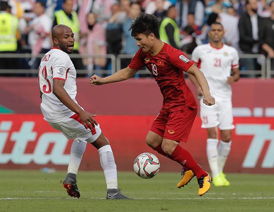 Quang Hải giữ được phong độ xuất sắc suốt cả năm 2018 đến nay. Ảnh: Internet