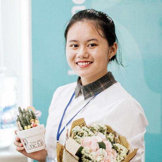 Nguyễn Mai Thảo Trâm. Ảnh: NVCC