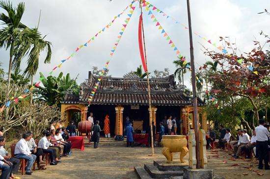 Nhà thờ tiền hiền các dòng tộc làng Kim Bồng