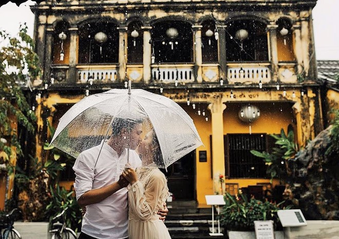 Hoi An, the ideal place for couples