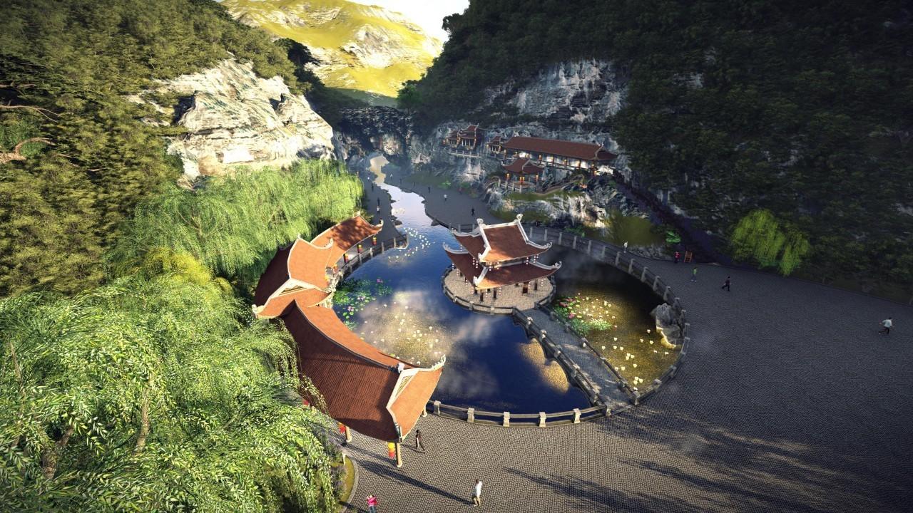 Dong Giang heaven gate eco-tourism zone