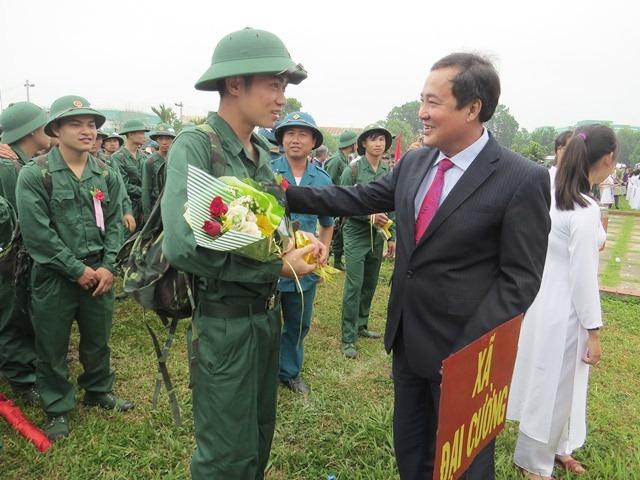 Phó Chủ tịch Thường trực UBND tỉnh Huỳnh Khánh Toàn