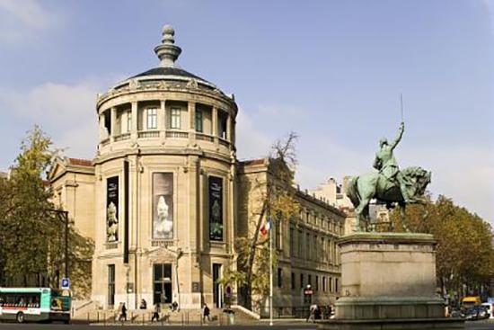 Bảo tàng Guimet.
