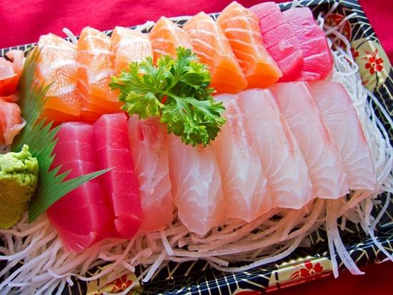 Nhật Bản cũng có nhiều món ăn ngon