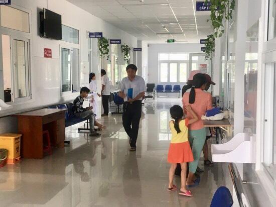 Phòng khám Đa khoa khu vực vùng A huyện Đại Lộc