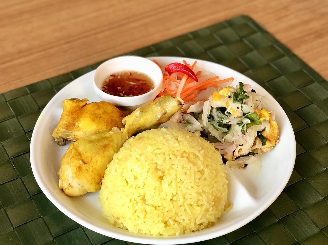 Chicken rice. Photo: S_b_aries.