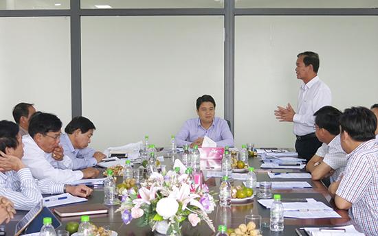 UBND tỉnh tiếp doanh nghiệp định kỳ để ghi nhận, tháo gỡ khó khăn cho doanh nghiệp. Đây là một trong những kênh hữu hiệu góp phần nâng cao năng lực cạnh tranh của Quảng Nam.