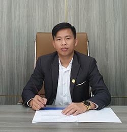 Ông Nguyễn Huy Lĩnh - Giám đốc Kinh doanh HomeLand Group.