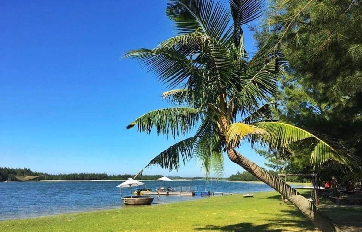 Ban Than beach (Nui Thanh district)