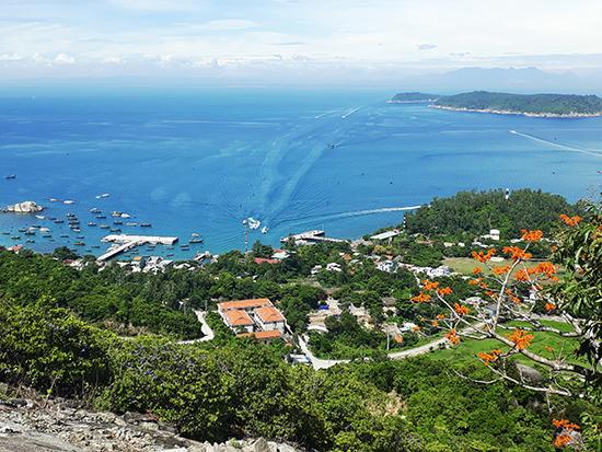 Cham Islands.